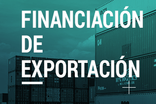 financiación de exportaciones