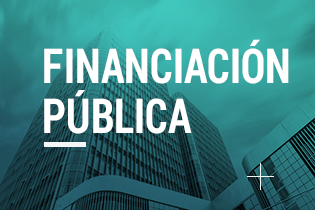 financiación pública